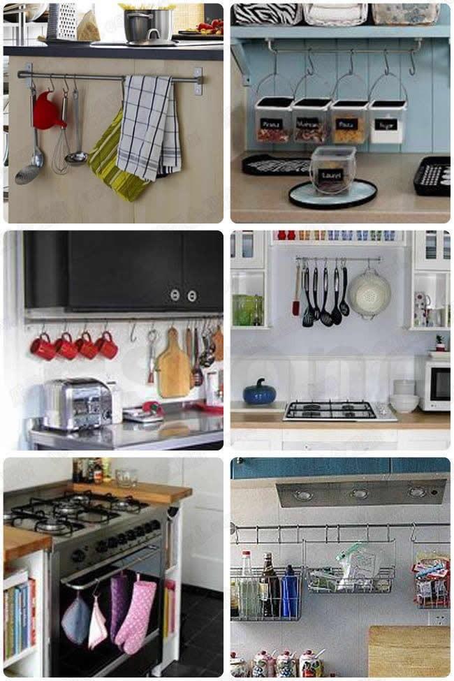 Крючки - держатели на кухню