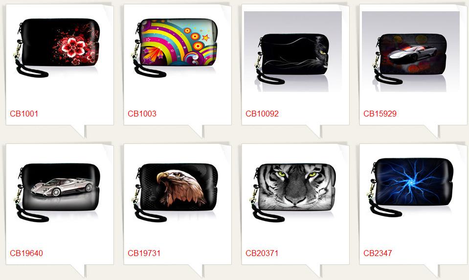 Сумка для цифровой камеры для моделей Nikon, Canon, Sony, Samsung, Kodak