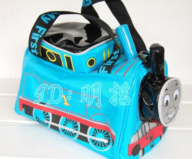 Детская сумка для быстрых обедов с несколькими герметичными отсеками