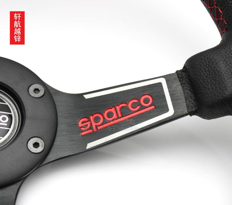 Sparco - Кожаный автомобильный руль