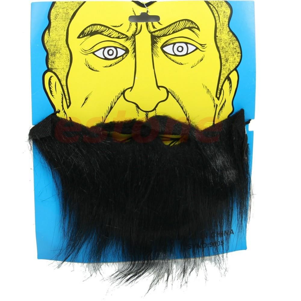 Поддельные усы и борода