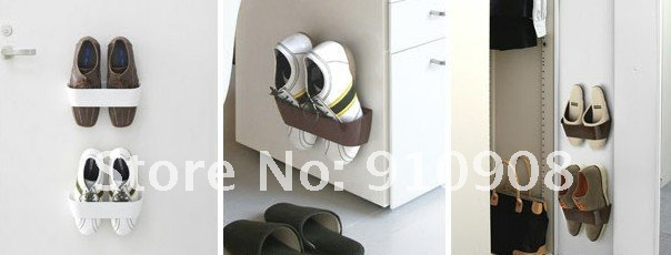 Держатель пар обуви, универсальный, 2шт