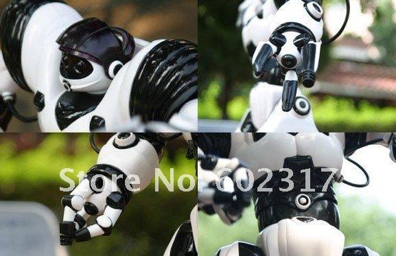 Roboactor TT313 - радиоуправляемый робот с ИК-пультом