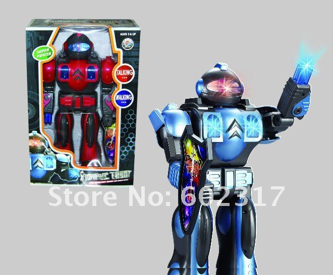 JIA QI TT777 - радиоуправляемый робот с ИК-пультом, 67 функций