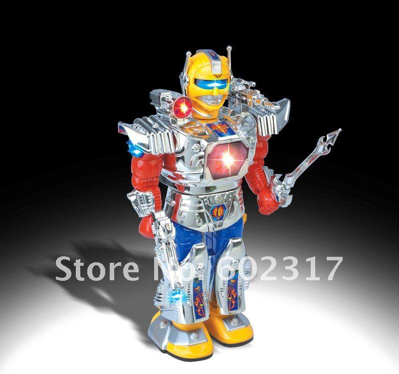 DEFA 591A - радиоуправляемый робот со светом и звуком