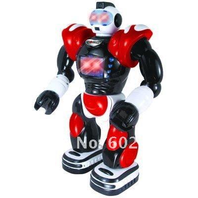 JIA QI TT938 - радиоуправляемый робот с ИК-пультом, 67 функций