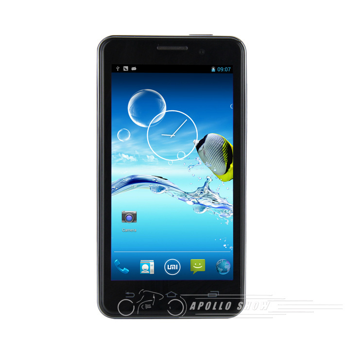 UMI X1S, черный - смартфон, 2 SIM-карты, Android 4.2.1, HD 4.5