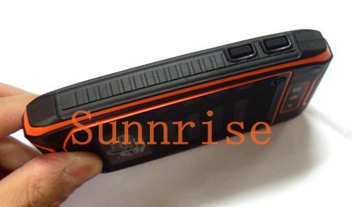 HUMMER H1 - смартфон, 2 SIM-карты, Android 4.1.1, 3.5