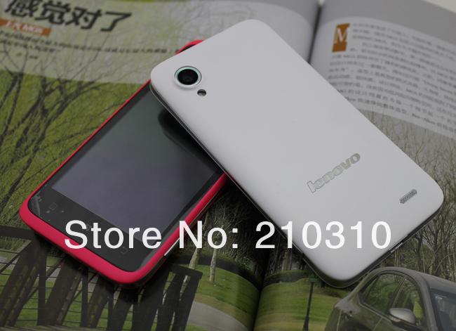 Lenovo S720 - смартфон, 2 SIM-карты, Android 4.0, qHD 4.5
