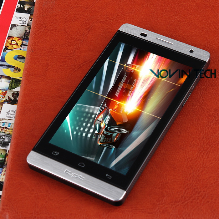 KPT A5 - смартфон, 2 SIM-карты, Android 4.0.3, 4.3