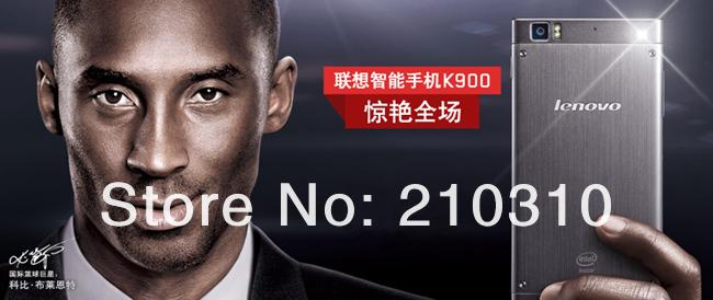 Lenovo K900 - смартфон, Android 4.2, Full HD 5.5