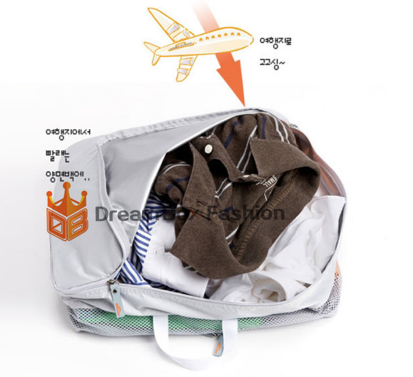 Комплект из 5 сумок-органайзеров для путешествий и хранения вещей