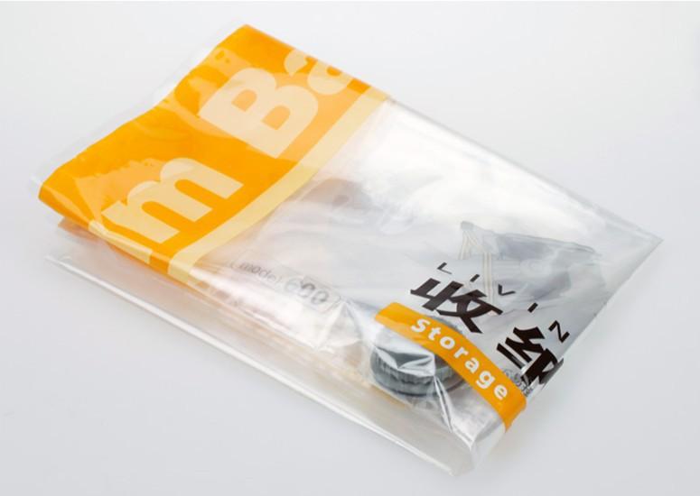 Комплект из 8 вакуумных компрессионных мешков для хранения вещей с насосом