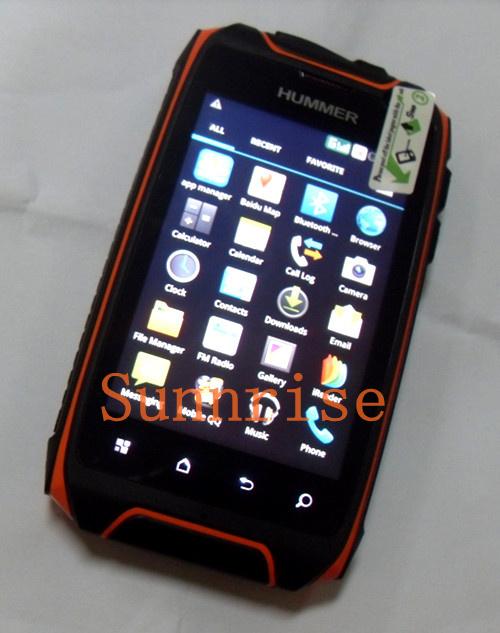 хамер телефон фото