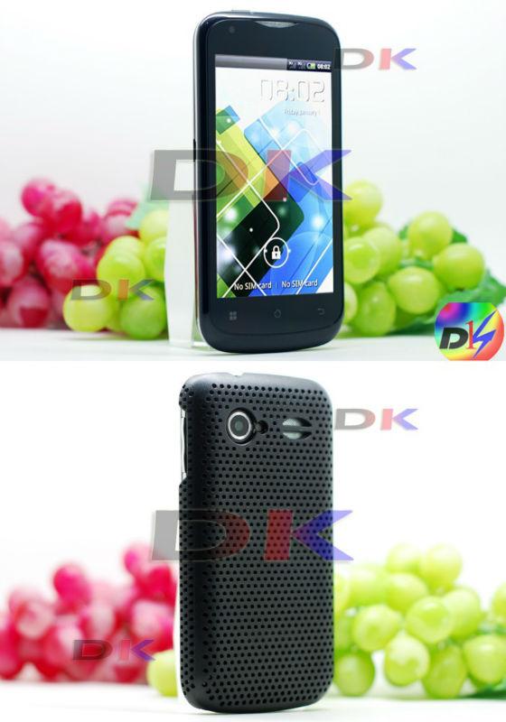 Flying F326 - смартфон, 2 SIM-карты, Android 4.0.4, 4