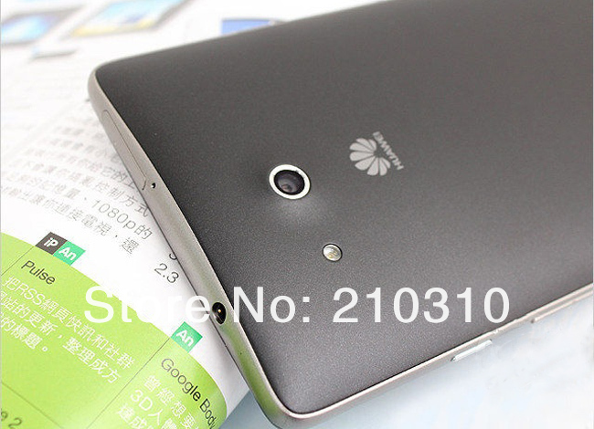 Huawei Ascend Mate - смартфон, Android 4.1, 6.1