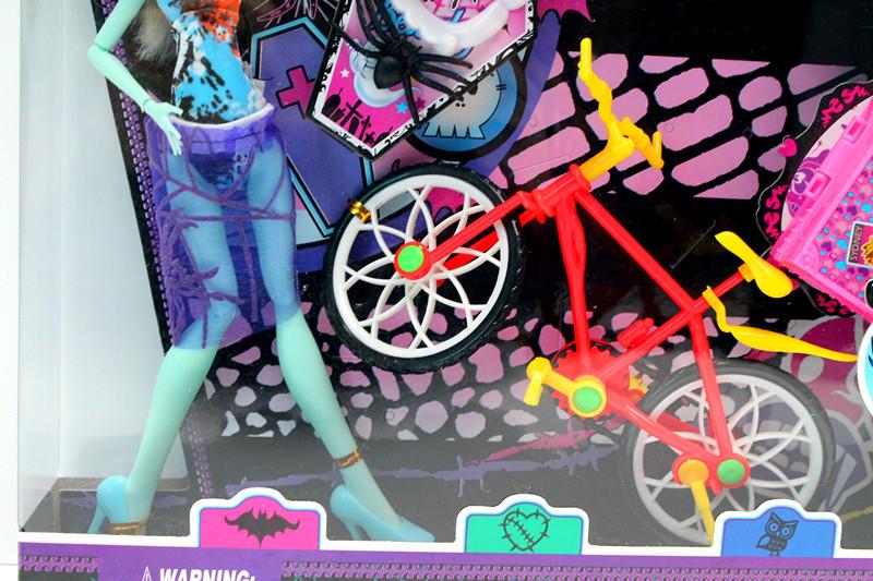 Как сшить пачку для куклы монстер хай