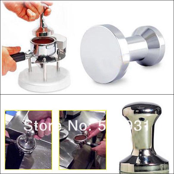 Темпер (пресс) для кофе, нержавеющая сталь
