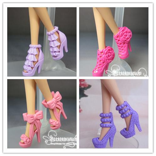 Обувь на куклу барби своими руками