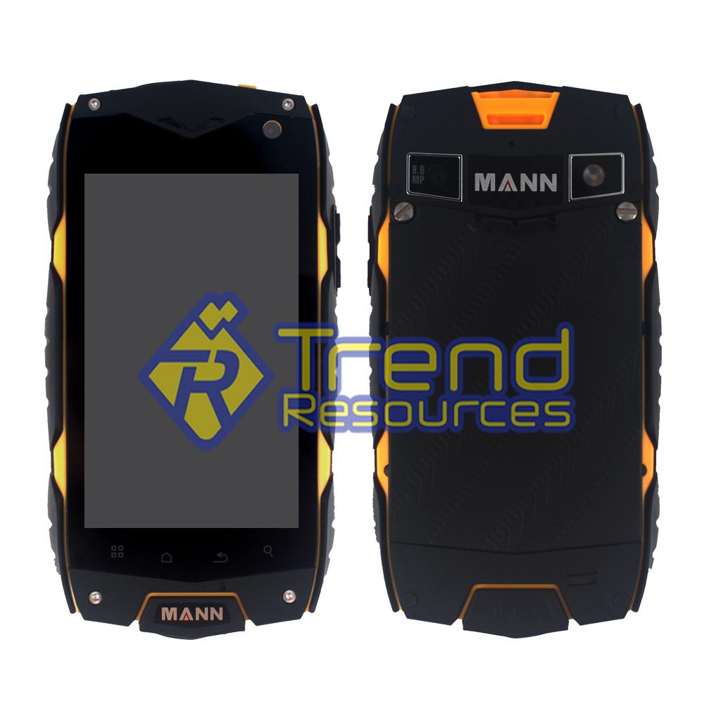MANN Zug 3 - смартфон, 2 SIM-карты, Android 4.0, 4