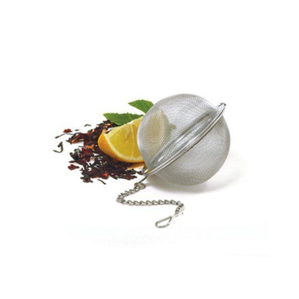 Чайный инфузер в форме шара, нержавеющая сталь, 6 см