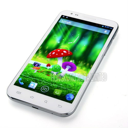 iNew I2000 - смартфон, Android 4.1, MTK6589 Cortex A7 quad core 1.2GHz, PowerVR SGX 544MP, 5.7