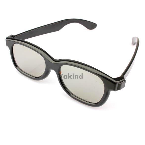 V1NF-классические черные 3D очки для просмотра