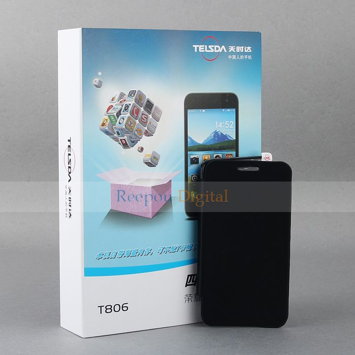 Telsda T806 - смартфон, Android, Dual Core, 4.3