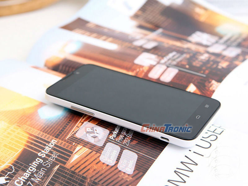 ZTE V987 Grand X - смартфон, Android 4.1, MTK6589 Quad-core 1.2Ghz, 5.0