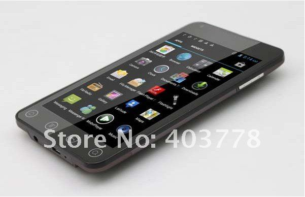 Dapeng A75 - смартфон, Android 4.0,MTK6575 ARM Cortex-A9 1GHz, 5.0