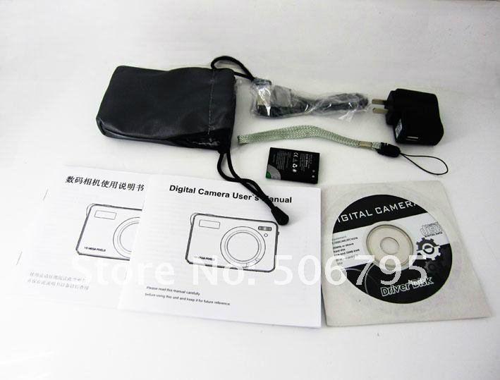 DC530A - цифровая видеокамера,15MP, 2.7