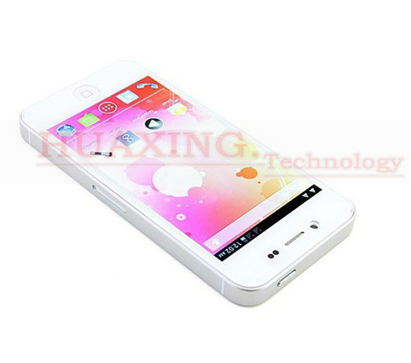 Star W005 - смартфон, Android 4.2, MTK6577, CortexA9 Quad Core 1.0GHz, 4.0