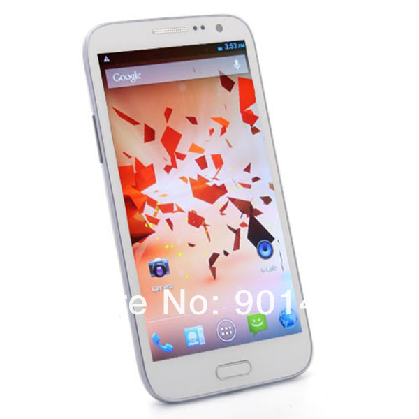 Bluebo Star B6000 - смартфон, Android 4.2, MTK6589T, Quad Core 1.5GHz, 5.7