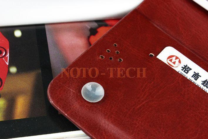 Кожаный чехол для UMI X2