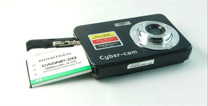 DC-630 - цифровая камера, 12 MP, 2.7
