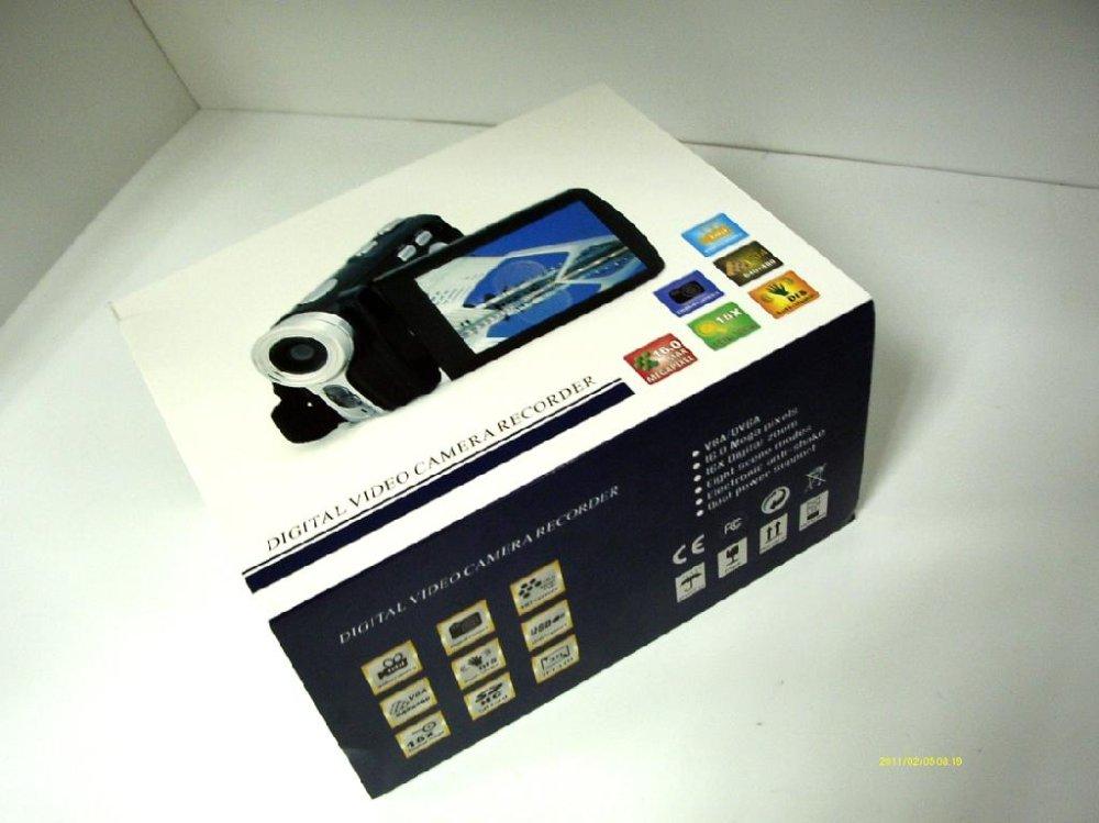 Winait DV-106 - цифровая видеокамера,16MP,16x цифровой зум, поворотный дисплей 3.0