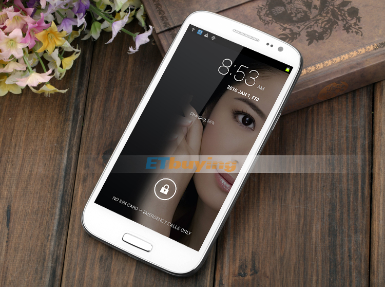 Changjiang N9502- смартфон, Android 4.2, MTK6589T, Quad Core 1.2GHz, 5.0
