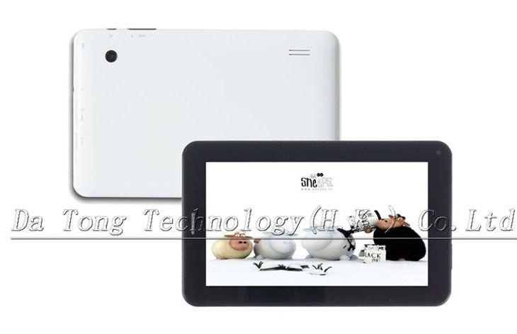 DT-A13 - планшетный компьютер, Android 4.0, 1.2GHz AllWinner A13 ARM Cortex-A8, 7.0