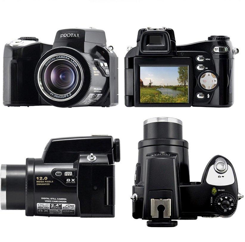 DC600 цифровая фотокамера; LCD,8 X Zoom, работа с ПК