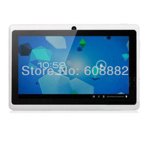 A13 Q88 / A13 Mid - планшетный компьютер, Android 4.1, AllWinner A13 1.0-1.2GHz ARM Cortex-A8, 7.0