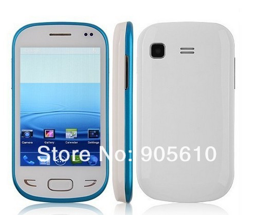 FeiTeng X5292 - смартфон, Android 4.1, SC6820 1.0GHz, 3.5