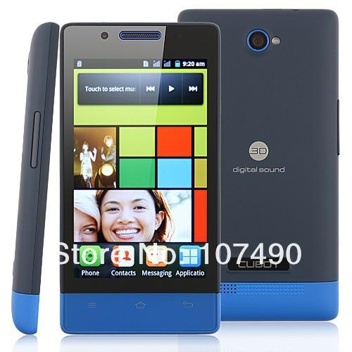 Cubot C9 - смартфон, Android 2.3, MTK6515, 4.0