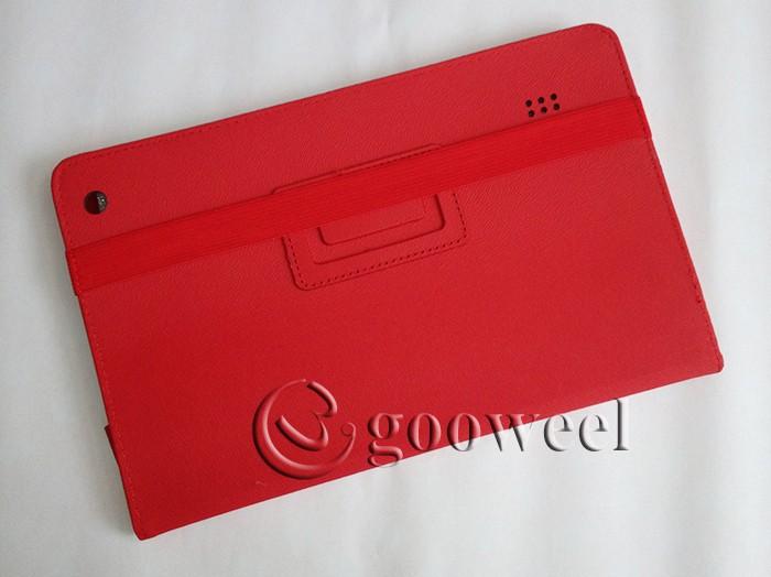 Кожаный чехол для планшетов 9