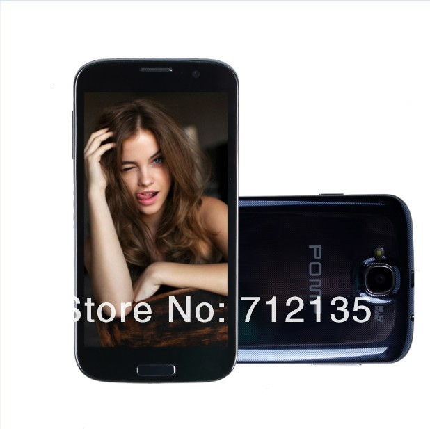 POMP W88 - смартфон, Android 4.2, MTK6589 Quad Core 1.2GHz, 5.0