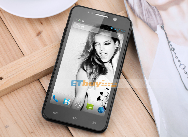 THL W100 - смартфон, Android 4.2, MTK6589 Quad Core 1.2GHz, 4.5