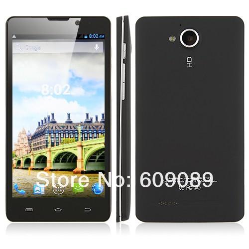Q9000 - смартфон, Android 4.2, MTK6589 Quad Core 1.2Ghz, 5.0
