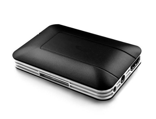 K5 - видеоплеер, 1080P full HD, HDMI, AV, USB SD/MMC, ИК пульт
