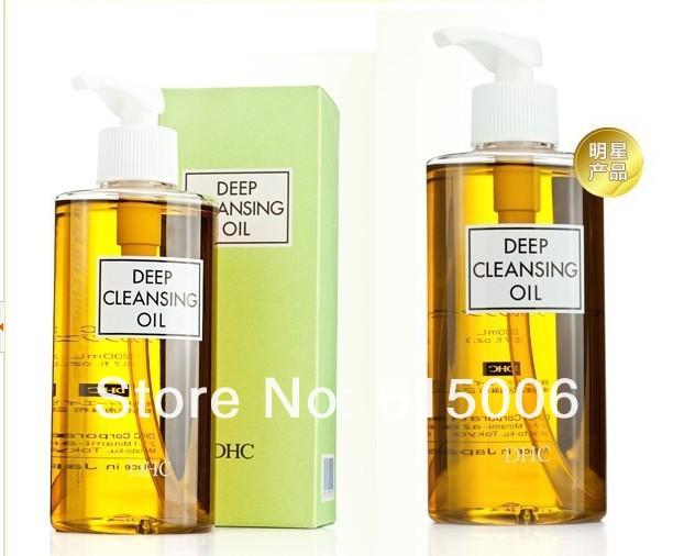 D H C масло для снятия макияжа