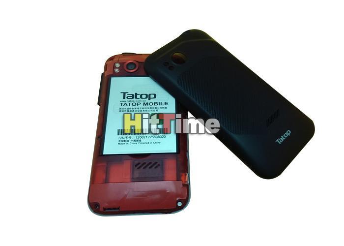 Tatop W858 - смартфон, Android 4.0, MTK6577 1GHz, 4,3