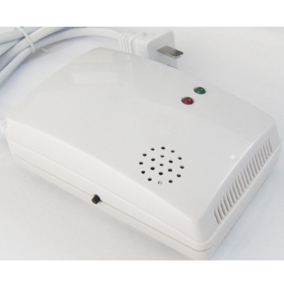 Беспроводной датчик газа – 315МГц, (Природный газ + LPG), дополнительные аксессуары для GSM сигнализации